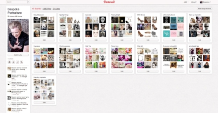 Bespoke Portraiture on Pinterest